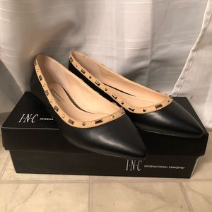 INC Pointed Flats - NEVER WORN